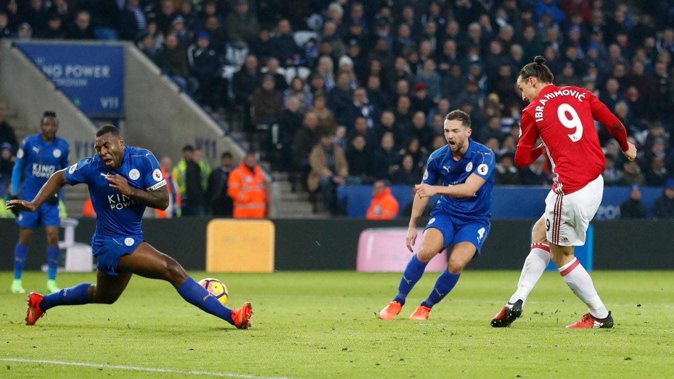 Zlatan Ibrahimovic, Manchester United