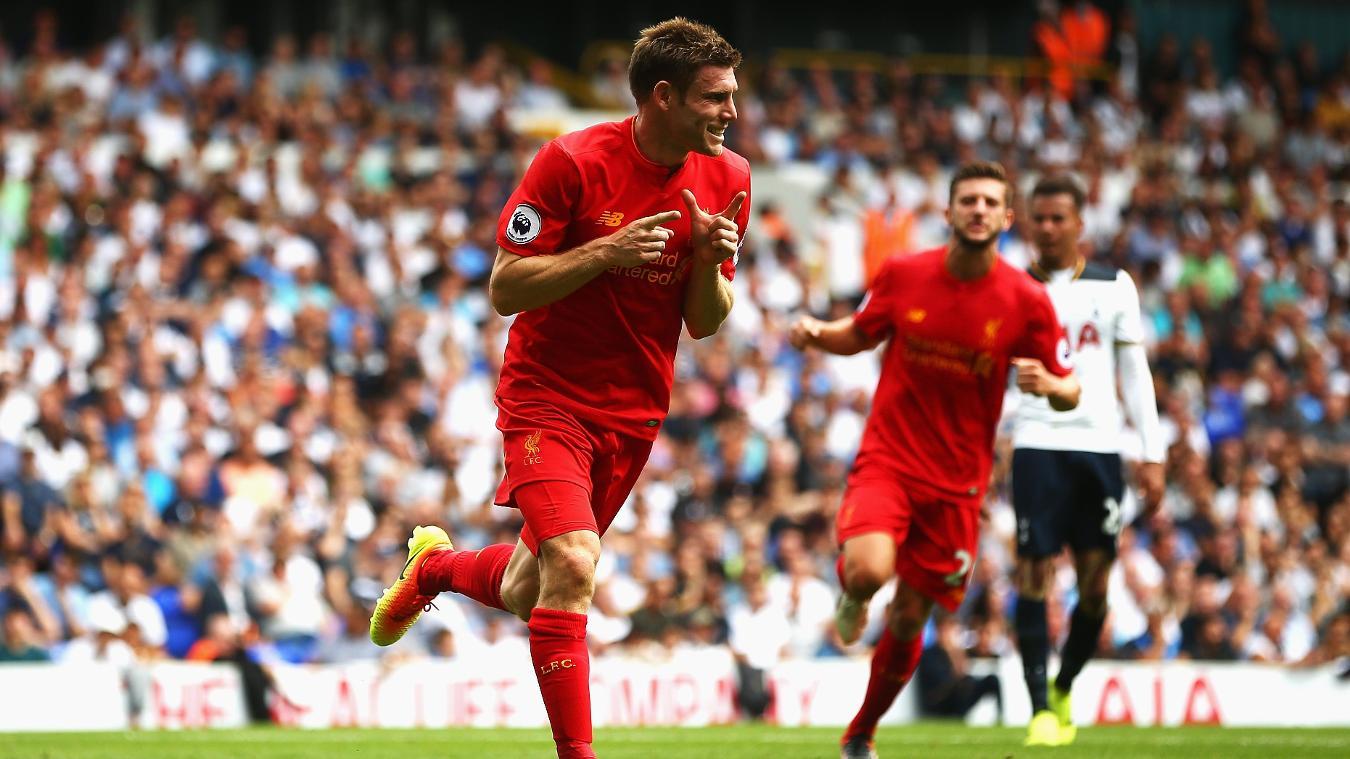 Liverpool v Spurs, 11 February