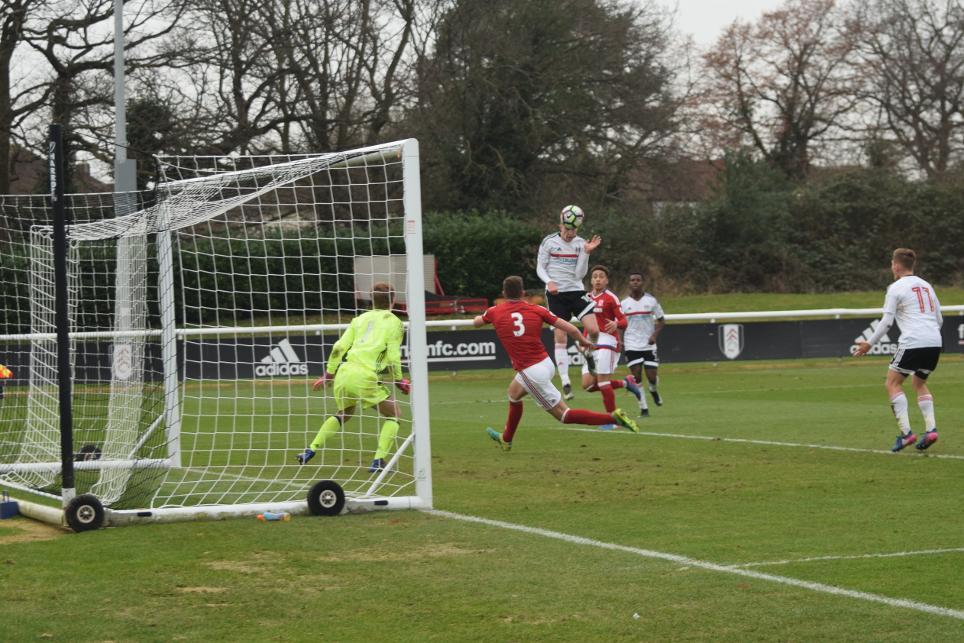 Fulham 1-0 Middlesbrough, PL2