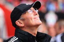 Tony Pulis at Stoke City