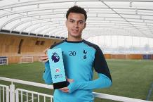 Dele Alli wins EA SPORTS Player of the Month