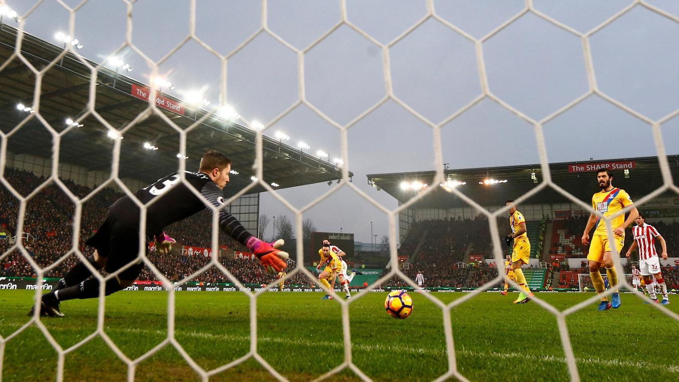 Stoke City 1-0 Crystal Palace
