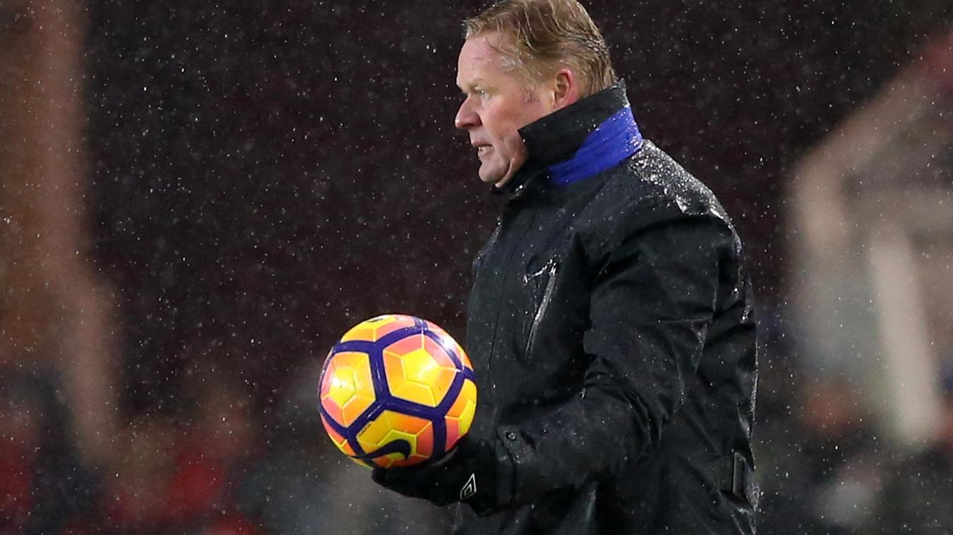 Middlesbrough 0-0 Everton