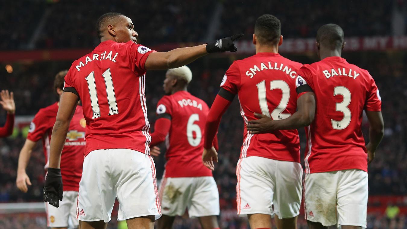 Manchester United 2-0 Watford