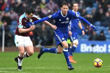Curbishley: Conte's changes were a credit to Burnley