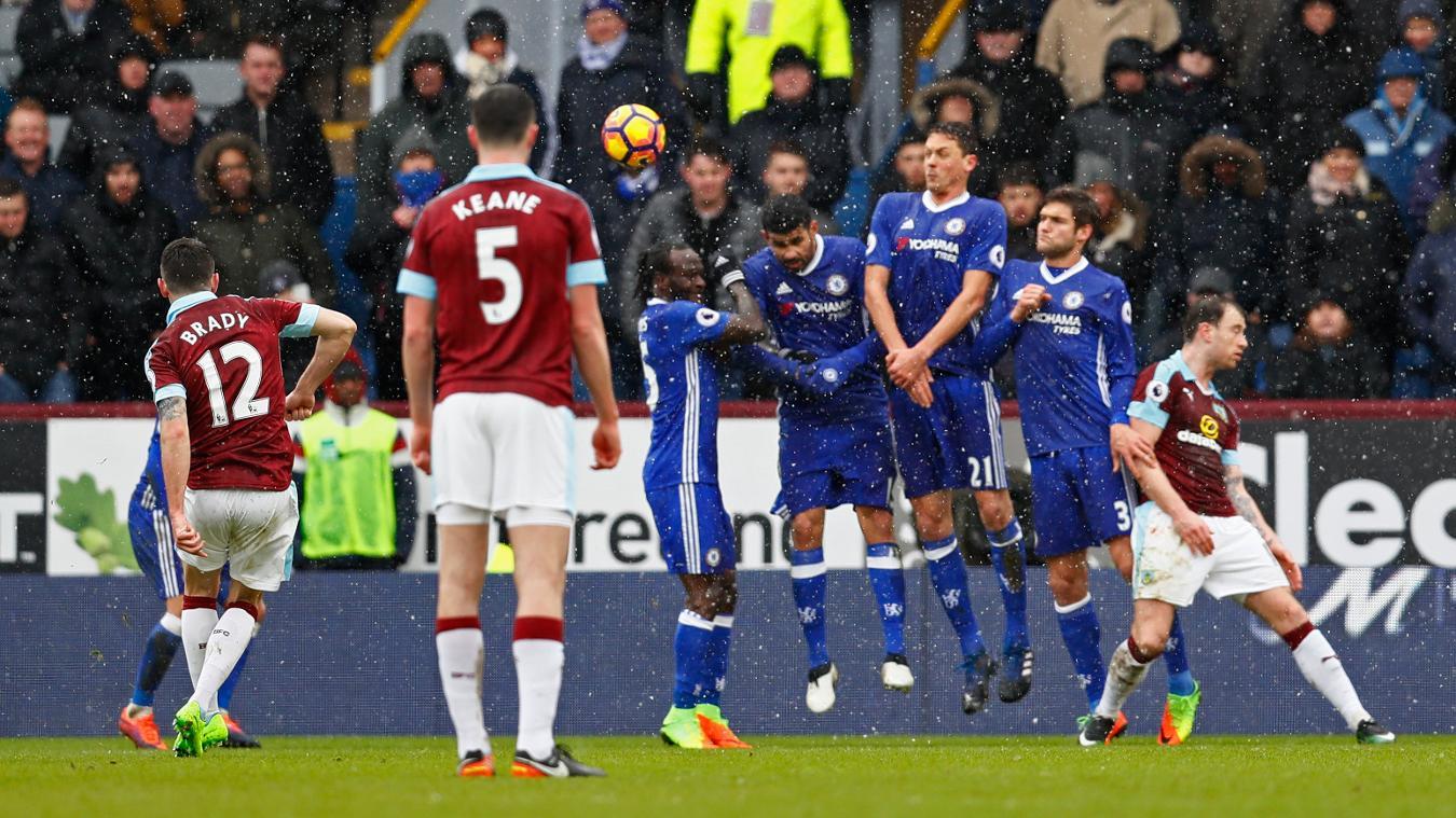 Burnley 1-1 Chelsea