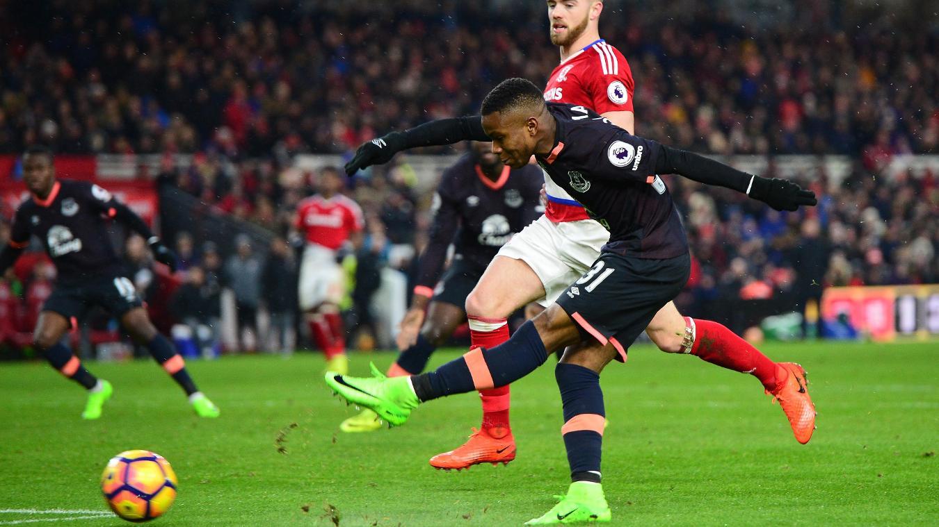 Middlesbrough v Everton