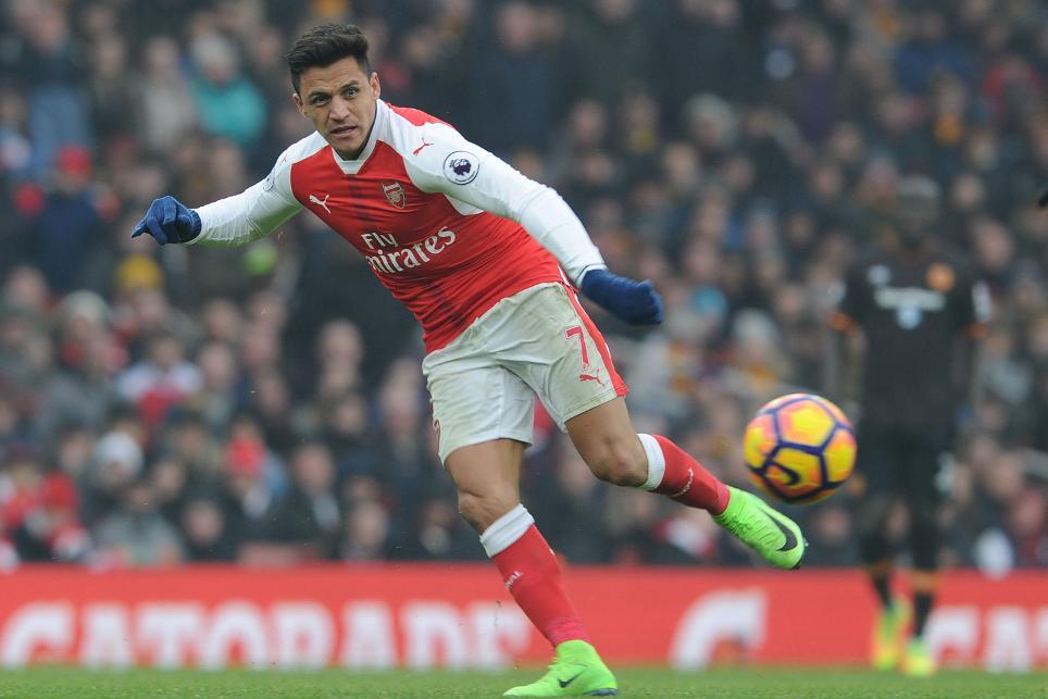 Alexis Sanchez, Arsenal