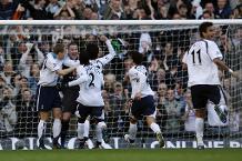 Iconic Moment: Goalkeeper Robinson scores