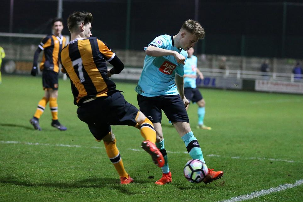 Hull 4-1 Derby, PL Cup