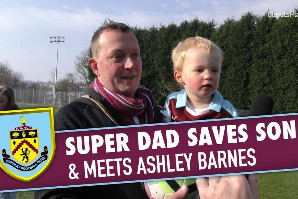 Burnley Super Dad