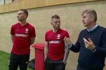 Parnaby retires from Boro academy role
