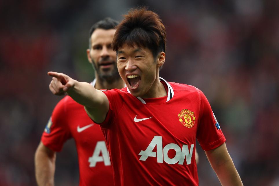 Park Ji-sung, Man Utd