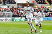 Goal of the day: Sigurdsson strikes again