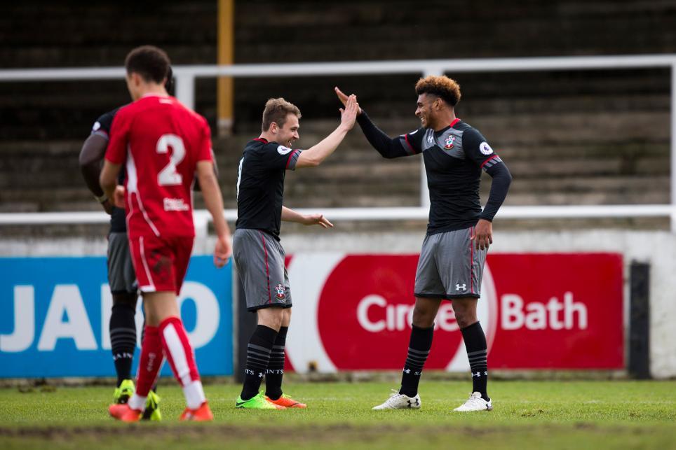Bristol City 0-2 Southampton, PL Cup
