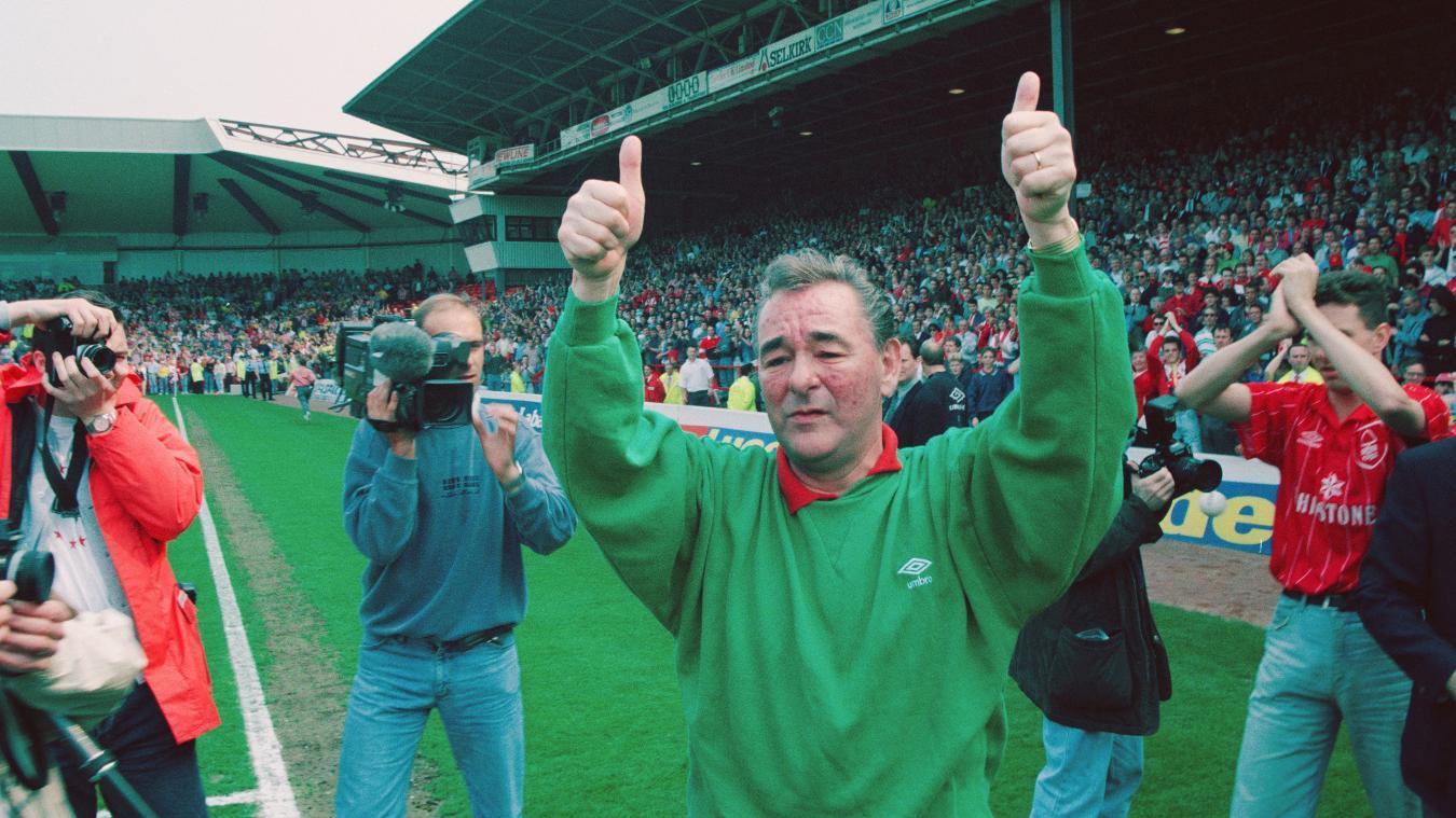 Nottingham Forest 0-2 Sheffield United, 1992/93