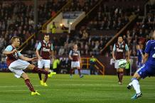 Goal of the day: Arfield's dream start
