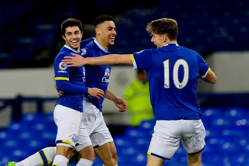 Everton 2-0 Southampton, PL2