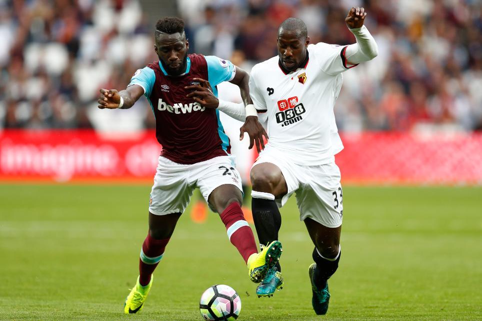 Arthur Masuaku, West Ham v Watford