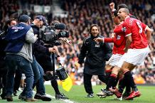 On this day in 2007: Ronaldo earns key Man Utd win