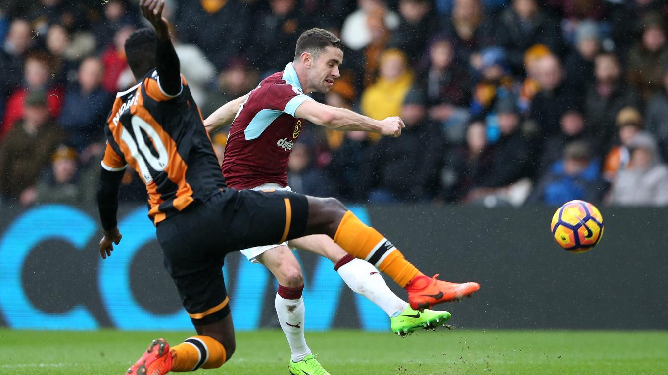 Robbie Brady, Burnley