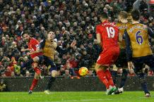 Classic match: Liverpool 3-3 Arsenal