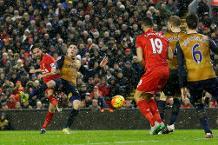 Classic match: Liverpool 3-3 Arsenal
