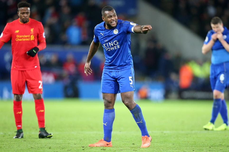 Wes Morgan, Leicester