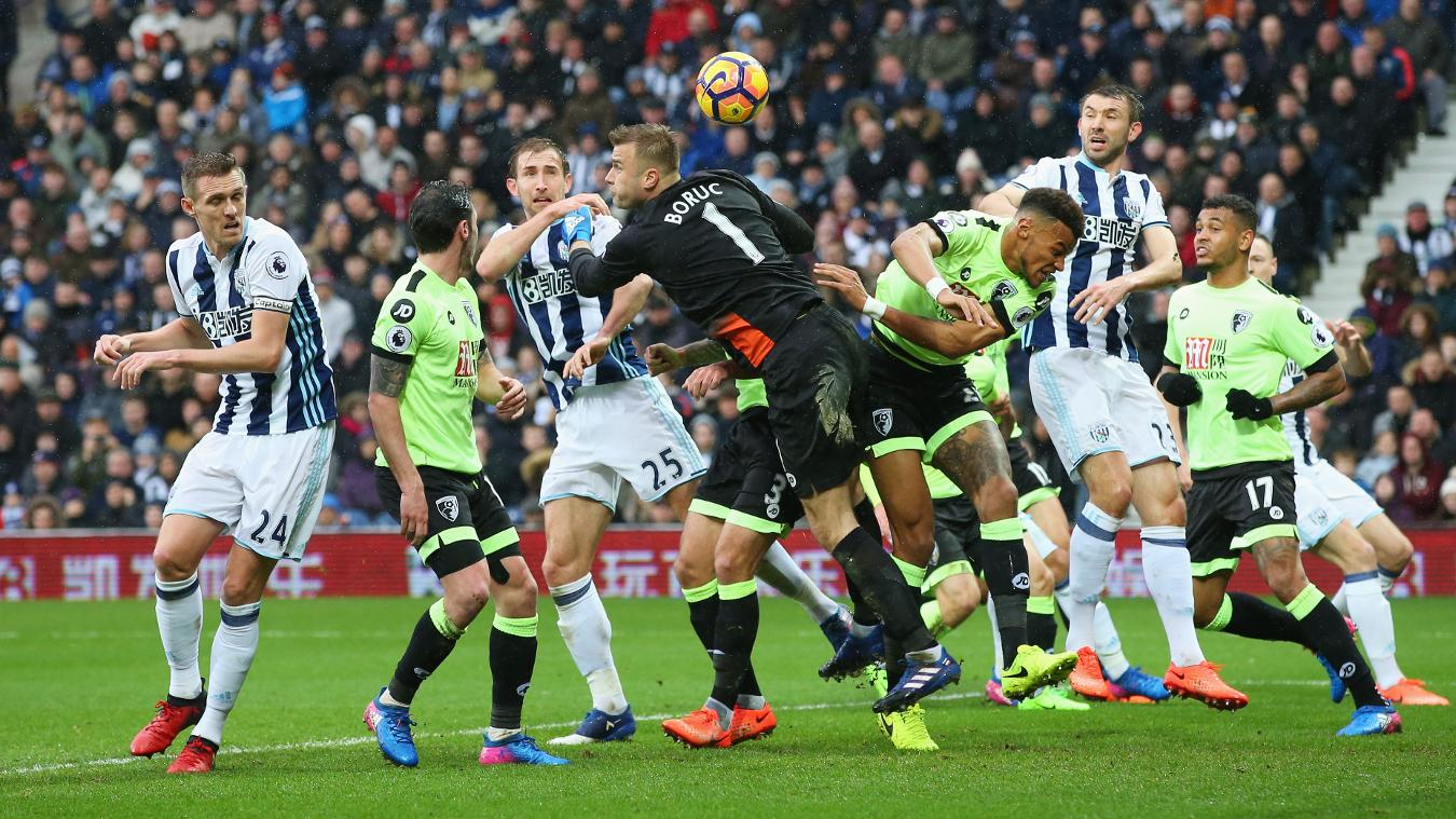 West Brom v Crystal Palace, 4 March