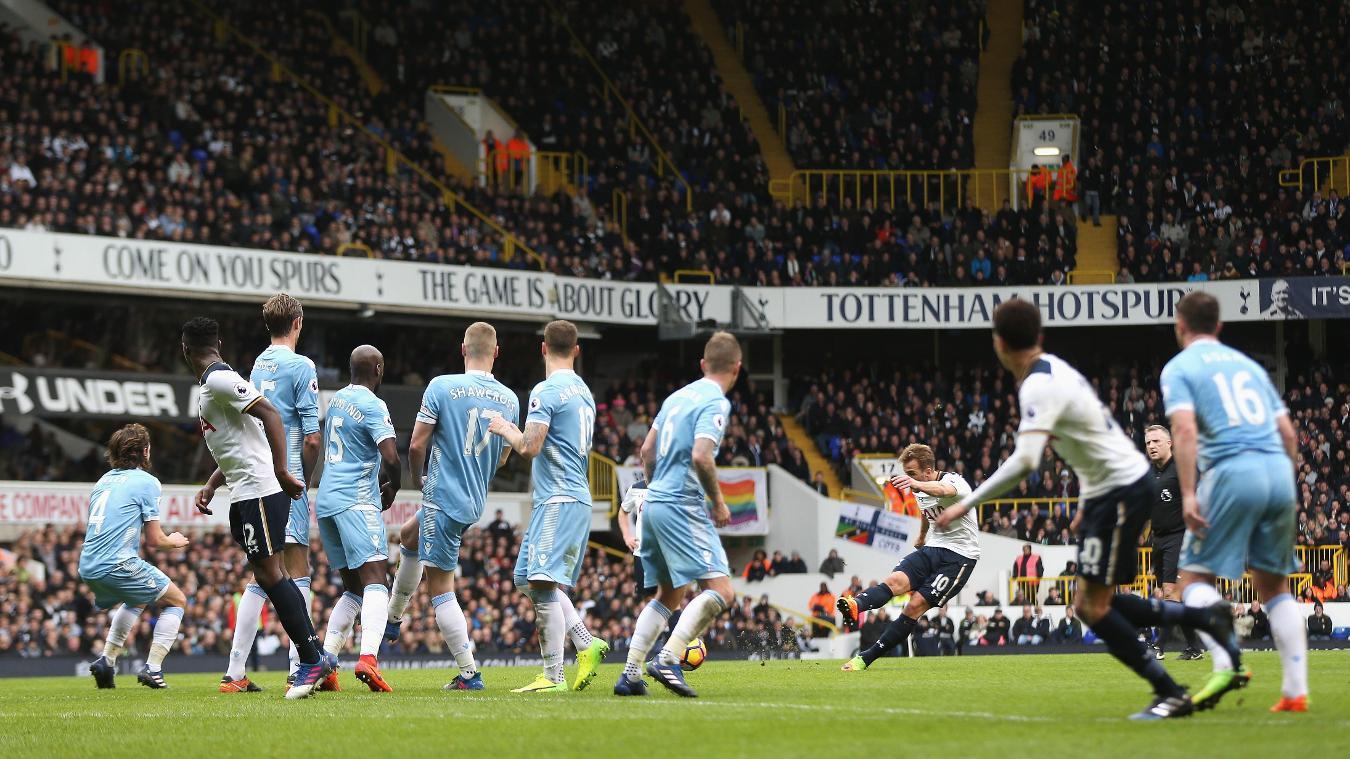 Spurs v Everton, 5 March