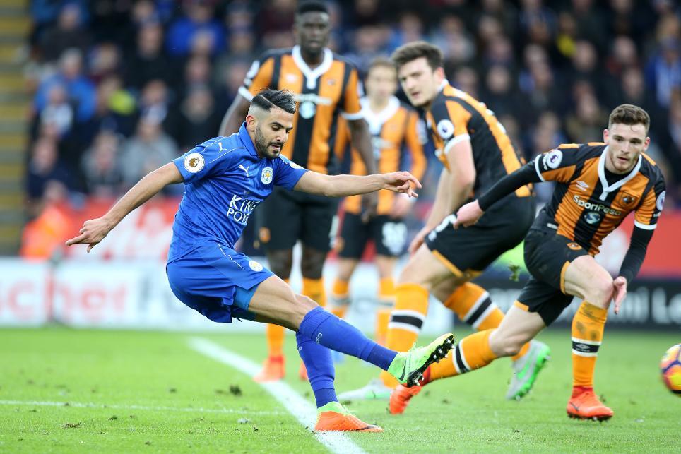 Leicester City v Hull City