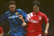 On this day in 1993: Liverpool 1-2 Man Utd