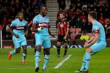 Classic match: AFC Bournemouth 1-3 West Ham