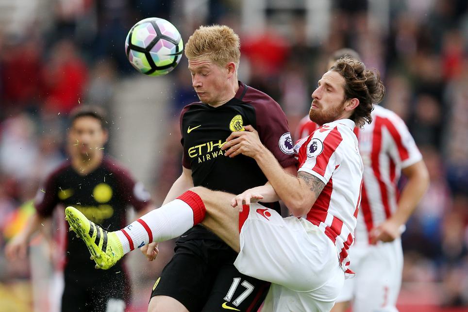 Man City v Stoke City