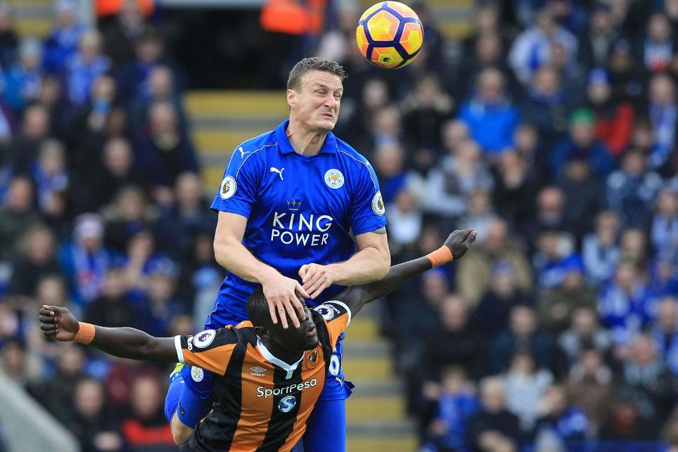 Robert Huth, Leicester City