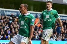Iconic Moment: Norwich secure safety on return