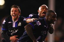 On this day in 2009: Fulham 1-2 Blackburn
