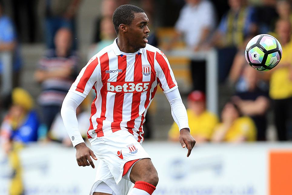 Julien Ngoy, Stoke City