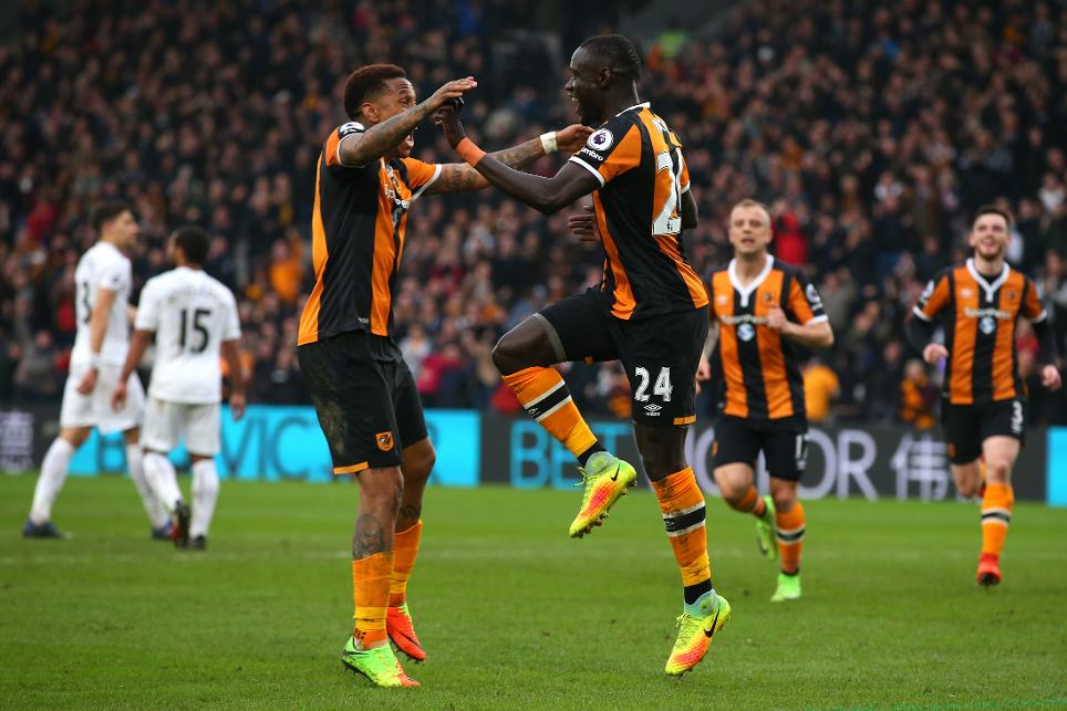 Hull City v Swansea City