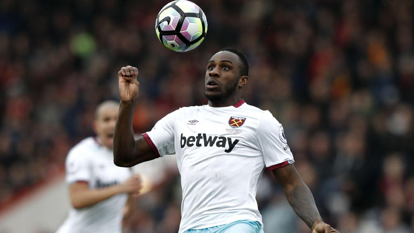 Michail Antonio, West Ham United