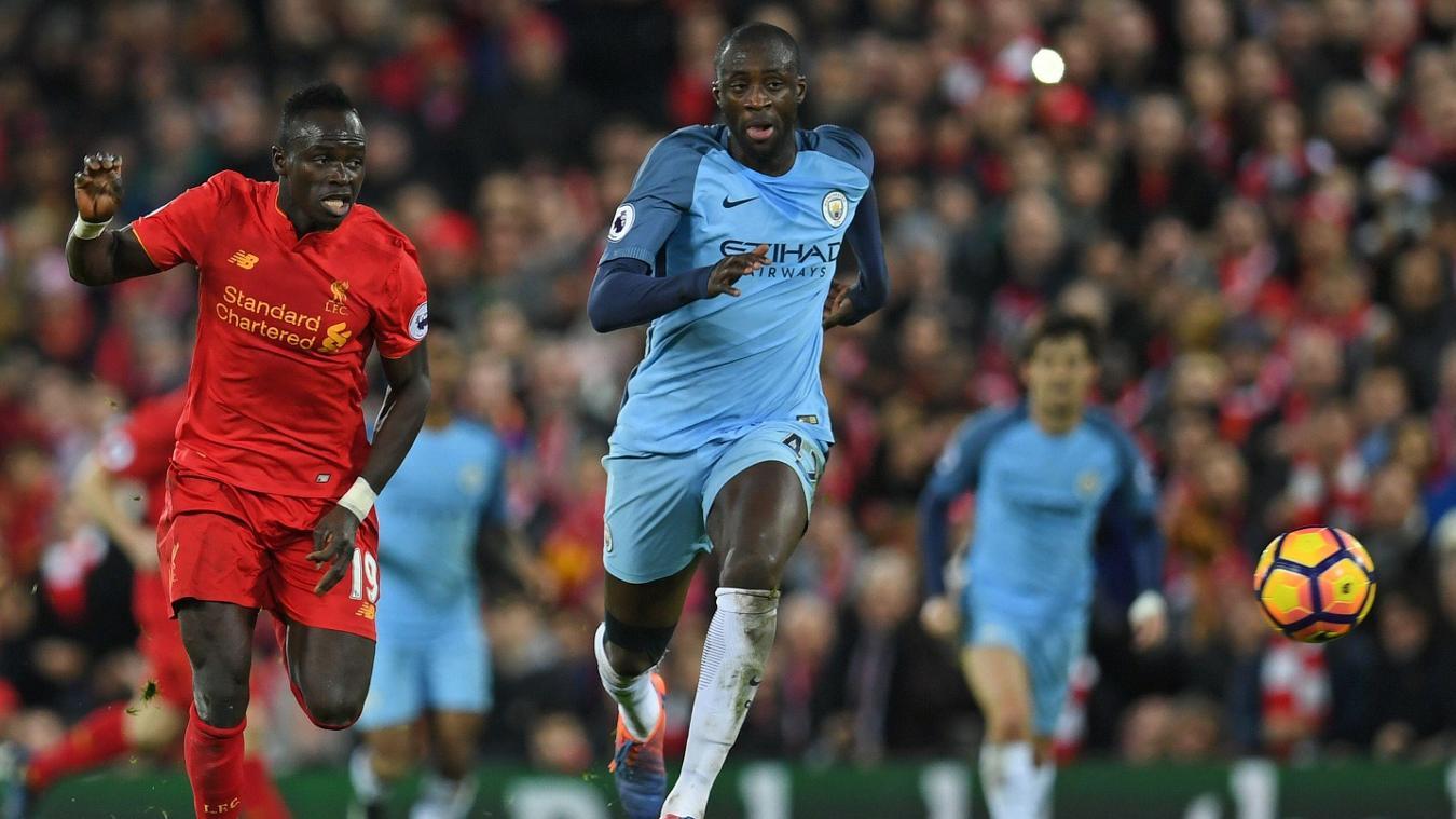Man City v Liverpool, 19 March