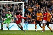 Flashback: Man Utd score five against Wolves
