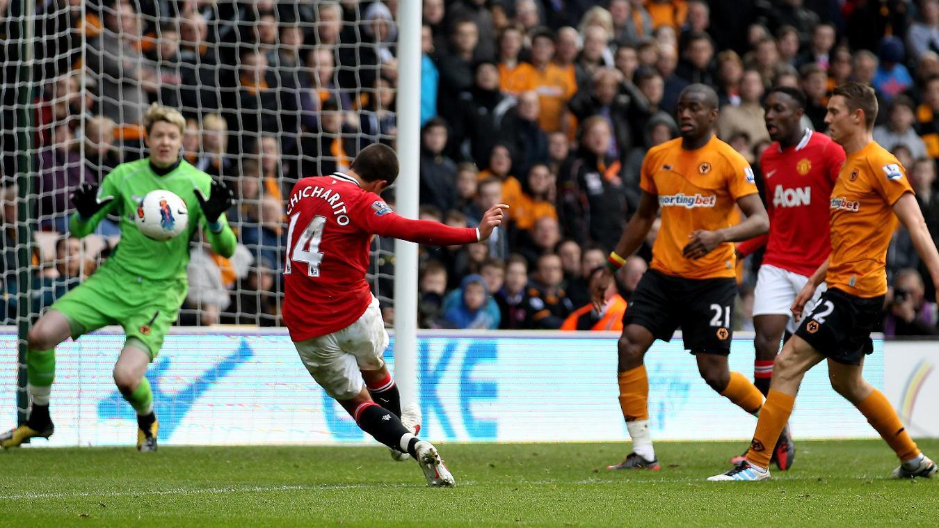 Wolves 0-5 Man Utd, 2011/12