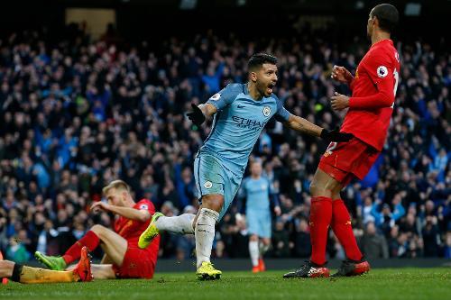 Man City V Liverpool 2016 17 Premier League