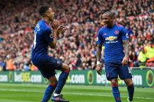 'It was exciting watching Man Utd today'
