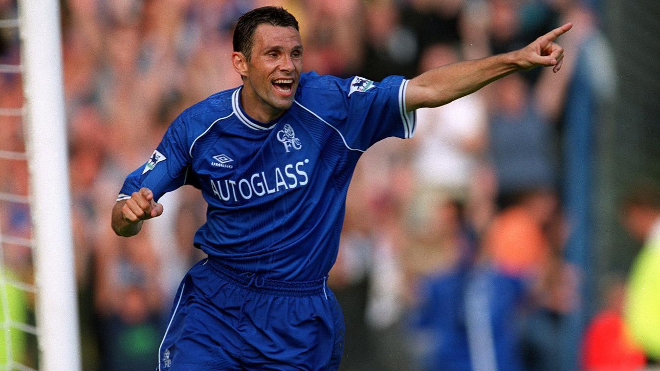 Chelsea 4-0 Sunderland, 1999/00
