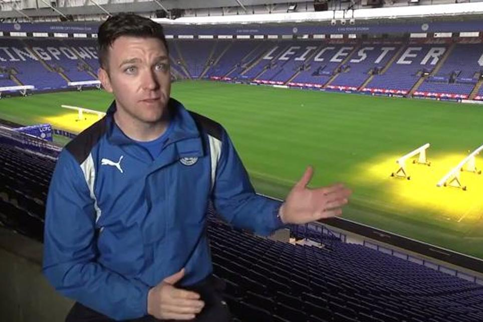 Premier League people: John Ledwidge