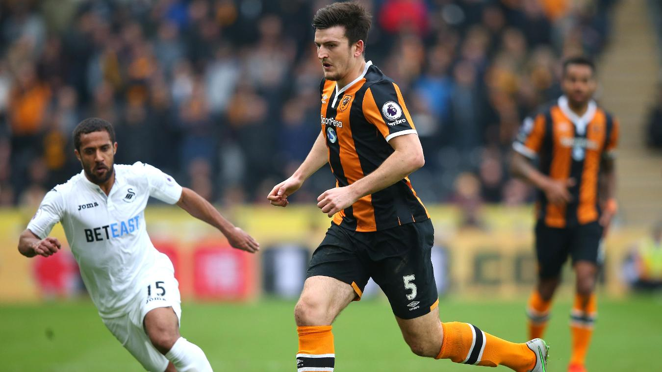 Harry Maguire, Hull City