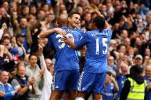 Flashback: Lampard hits four against Villa