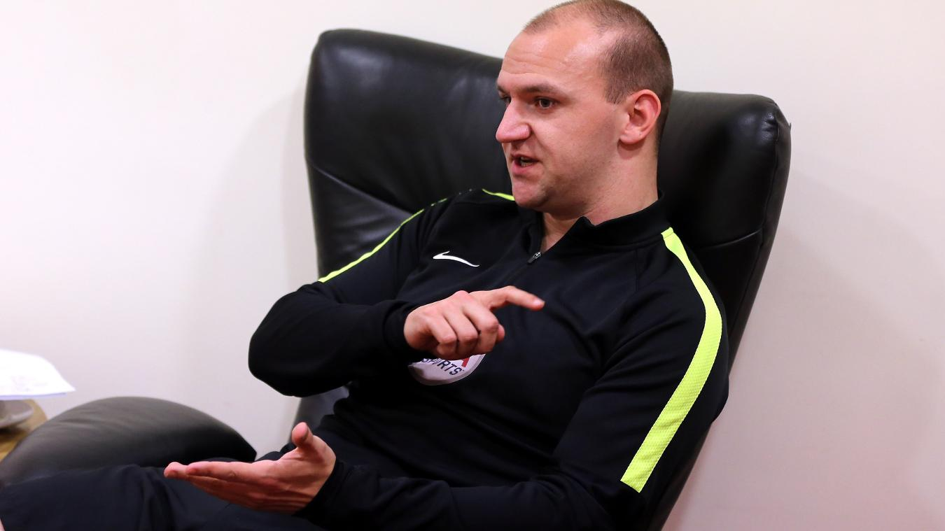 Bobby Madley: A typical matchday